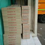 Kantor Indah Logistik Penuh Songkok