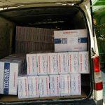 Mobil Indah Logistik Kirim Songkok