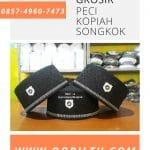 Pengrajin & Grosir Peci Kopiah Songkok di Bangkalan Terlengkap