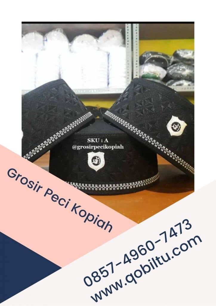 pengrajin Toko Grosir Peci Kopiah Songkok di Purbalingga Terlengkap